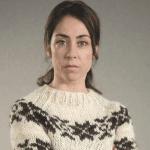 Danske TV serier - her symboliseret ved Sarah Lund fra Forbrydelsen.