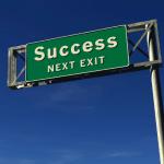 Succes kommer ikke af sig selv