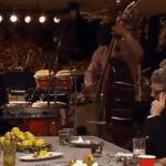 Toppen af Poppen fra TV2 - Her er det Mads Langer på Scenen.