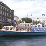 Kanalrundfart i København giver dig mulighed for at se flere seværdigheder fra en anden vinkel