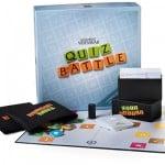 Quiz Battle brætspillet er lige så skægt som den populære App af samme navn