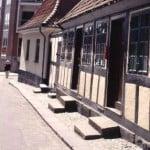 På Odense Bys museer kan du bl.a. opleve H. C. Andersens barndomshjem