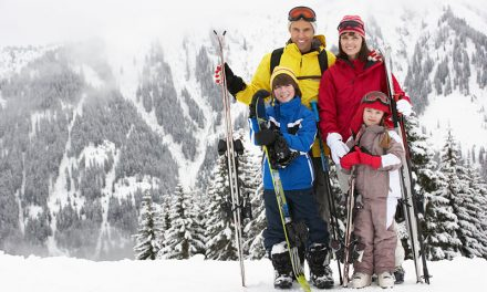 Sådan holder du en aktiv ferie med familien