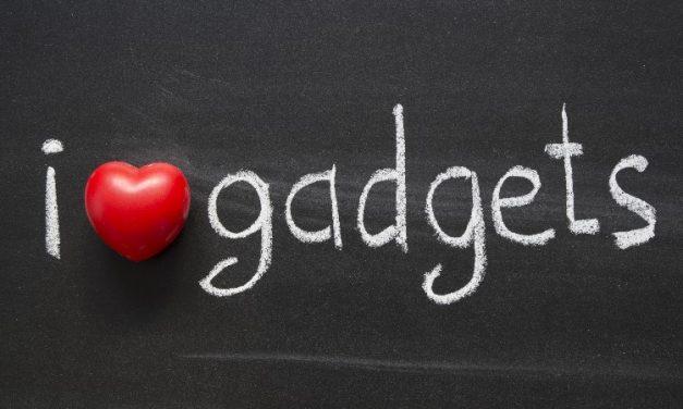 Fede gadgets er den oplagte gave til mænd