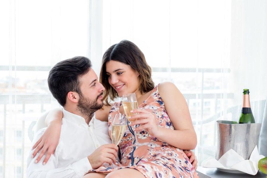 Sådan får du en god årsdag med kæresten
