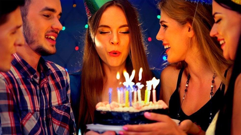 Sjove idéer til underholdningen ved en rund fødselsdag