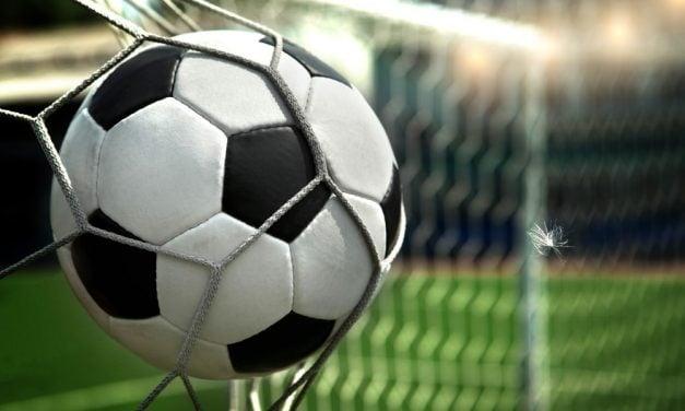 Bliv underholdt af Danmarks fodboldlandshold