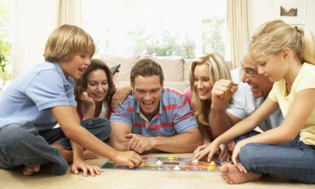 Forslag til et underholdende spil for hele familien