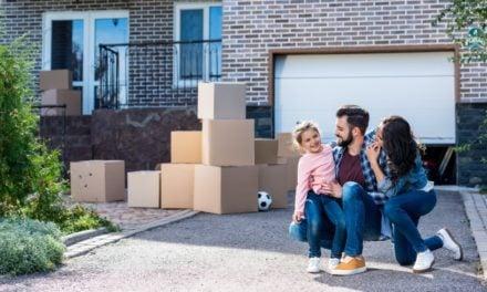 Sådan gør du din flytning til en oplevelse for hele familien