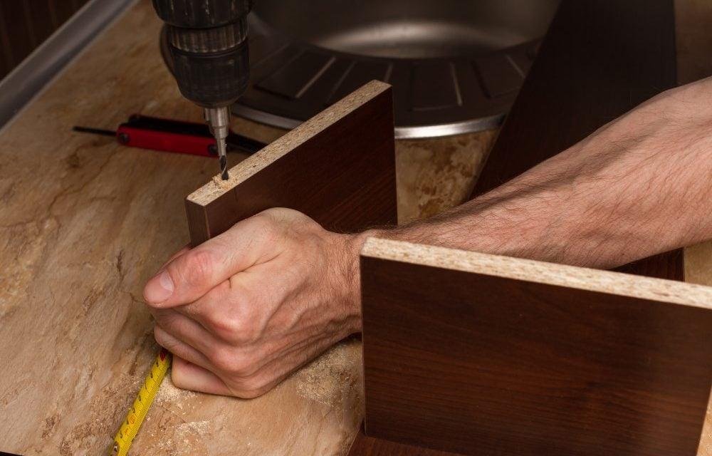 Sådan gør du byggeprojektet til en hobby