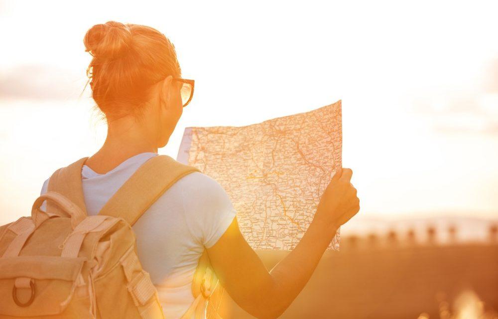 Det kan kræve kreative tilgange at spare sammen til at rejse