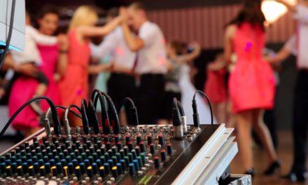 6 gode grunde til at leje en dj til dit bryllup
