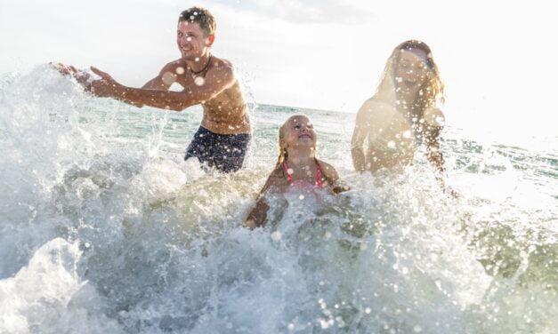 Ideer til en gods sommerferie for hele familien i Vestjylland