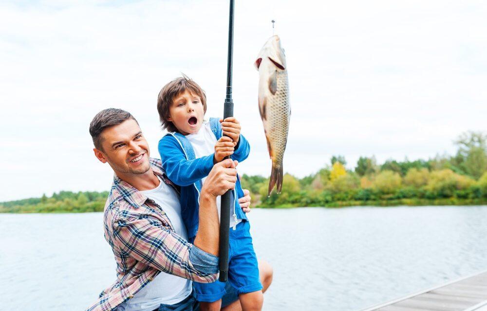 Sådan planlægger du den perfekte fisketur