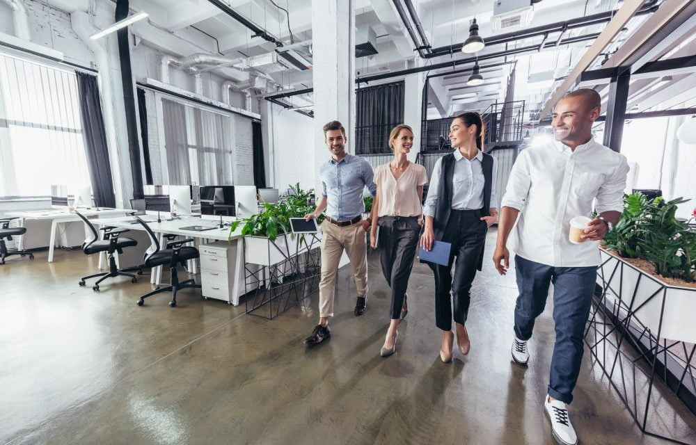 Få nye oplevelser til hverdag med en kontorplads